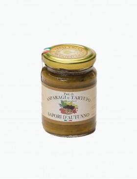 Crema Asparagi e Tartufo nero - 80 gr.