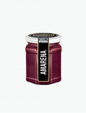 Marmellata di Amarena 240 gr. - Stringhetto