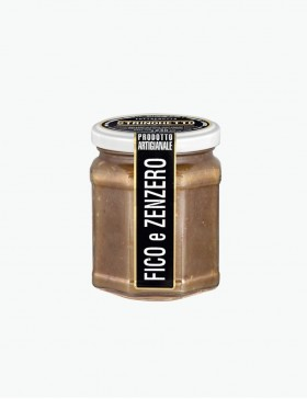 Marmellata di Fico e Zenzero 240 gr. - Stringhetto