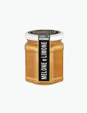 Marmellata di Melone e Limone 240 gr. - Stringhetto