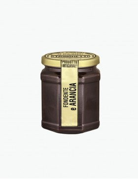 Cioccolato Fondente e Arancia 240 gr. - Stringhetto