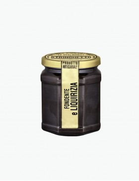 Cioccolato Fondente e Liquirizia 240 gr. - Stringhetto
