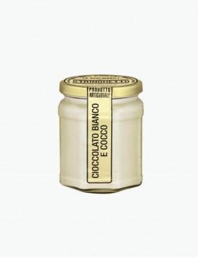 Cioccolato Bianco e Cocco 240 gr. - Stringhetto