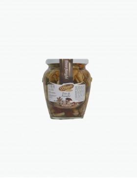 Tris di Funghi alla Pizzaiola 580 gr - Le Delizie del Sud