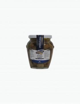 Cipolline Boretane Grigliate Sott'olio 580 gr - Le Delizie del Sud