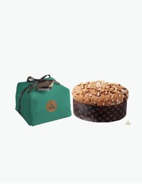 Albicocche e Cioccolato - Panettone con canditi d'albicocca e cioccolato di Modica e...