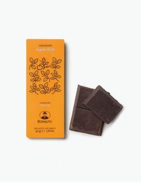 Cioccolato Arancia  50 gr. - Antica Dolceria Bonajuto
