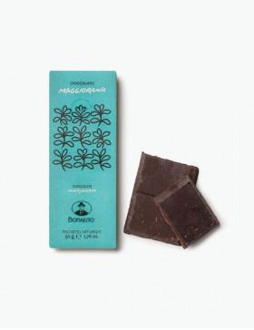 Cioccolato Maggiorana 50 gr. - Antica Dolceria Bonajuto