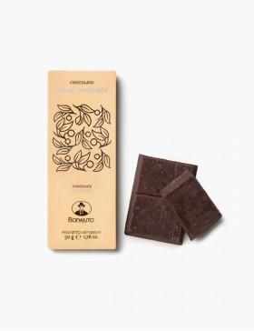 Cioccolato Noce Moscata 50 gr. - Antica Dolceria Bonajuto