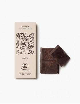 Cioccolato 80%  50 gr. - Antica Dolceria Bonajuto