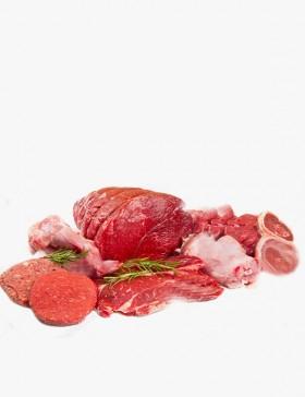 PACCO FAMIGLIA - 8 kg di Carne Rossa e Bianca