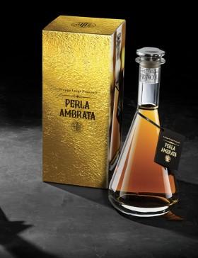 Scatola regalo Perla Ambrata - Luigi Francoli 0,70 lt.