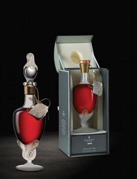 HARDY NOCES DE PERLE - Cognac XO - Luigi Francoli 0,70 lt.